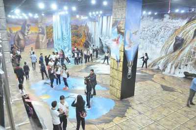 Museo Planet 3D: Alumnos podrán disfrutar del atractivo