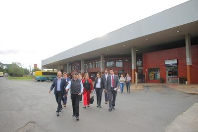 Constatan irregularidades en el manejo de la terminal de buses