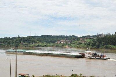 NUEVA CONEXIÓN EN BALSA ENTRE ITAPÚA Y ARGENTINA