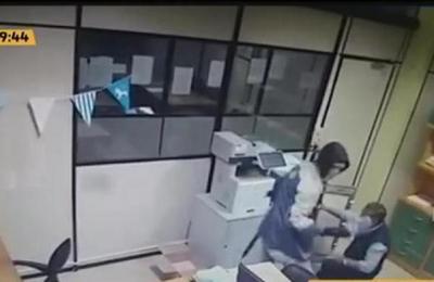 Millonario asalto se registró en una cooperativa de Fernando de la Mora