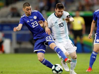 Newcastle resalta el rendimiento de Almirón en la Copa América