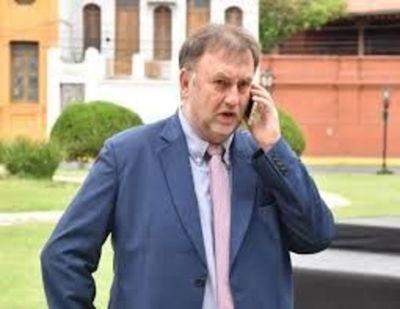 Presidente del Congreso admite que Benigno López debe aclarar sobre desvíos millonarios en el IPS