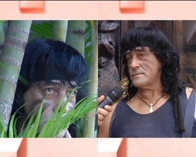 """TeleShow"" descubrió al ""rambo paraguayo"""