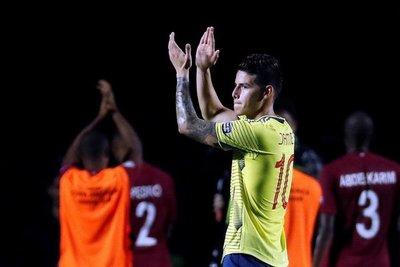 ¿Qué Colombia jugará ante Paraguay?
