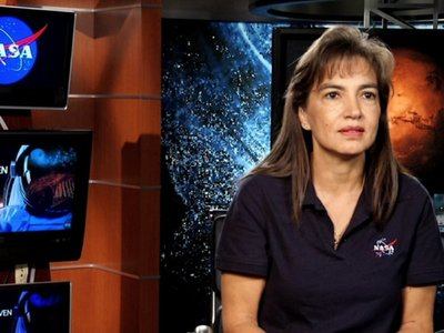 Enfrentó los estereotipos y se convirtió en directora de la NASA