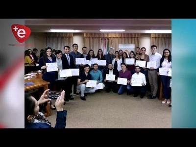 ITAPUENSES SON SELECCIONADOS PARA JORNADAS DE JOVENES INVESTIGADORES EN BRASIL