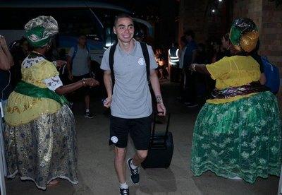 Paraguay se instaló en Salvador, Bahía