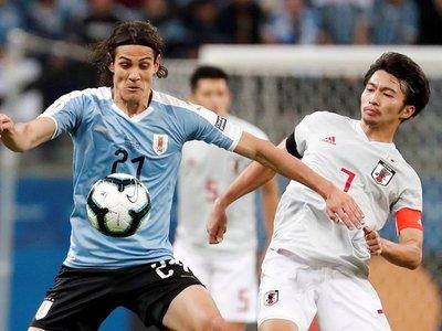 Uruguay no pudo ante Japón