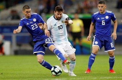 Copa América, grupo por grupo