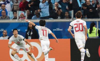 HOY / Japón no se la hace fácil a Uruguay