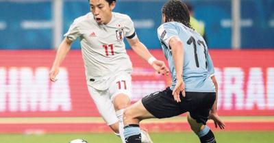 Japón puso el freno a la Celeste