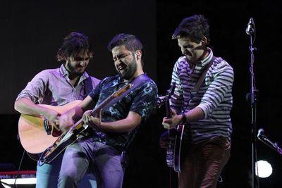 Personal presenta show de Morat en Paraguay