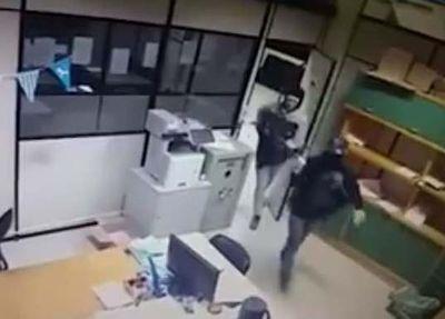 Millonario asalto en un local de Colonias Unidas