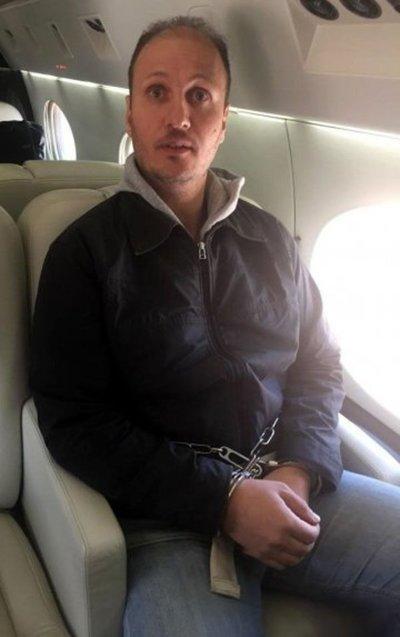 El libanés requerido por EE.UU. fue extraditado ayer