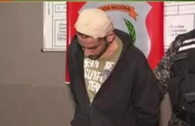 Sujeto fue detenido tras asaltar gasolinera en Sajonia