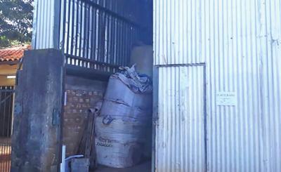 Clausuraron recicladora tras presión de vecinos