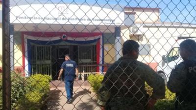 Fiscalía resalta el cambio de director en la Penitenciaría de San Pedro