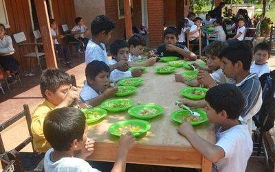 Paso Barreto: Roban ingredientes para almuerzo escolar