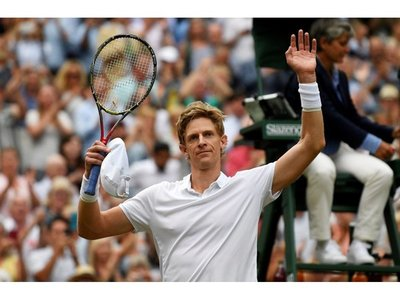 Anderson derrota a Isner y logra la final de Wimbledon