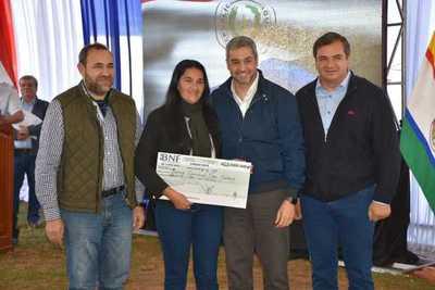 Millonario aporte a Misiones para educación, salud y agricultura