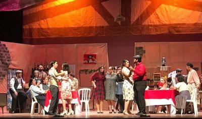 'Paloma Pará' destaca en el Municipal
