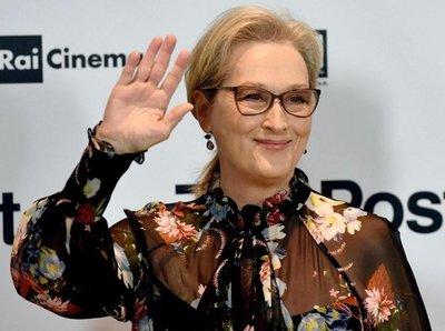 Meryl Streep conquista la época dorada de la televisión a sus setenta años