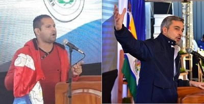 Abdo Benítez responde a arrebato de joven en acto oficial
