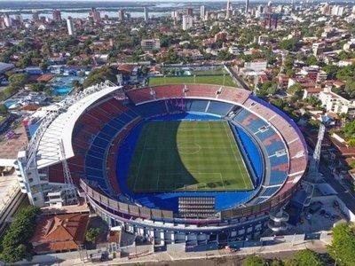 La final de la Sudamericana se jugará en La Nueva Olla