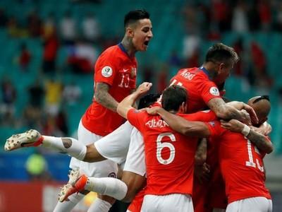 Copa América: Chile superó a Ecuador y clasificó a cuartos de final