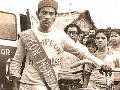 El adiós a Prieto, el hombre récord