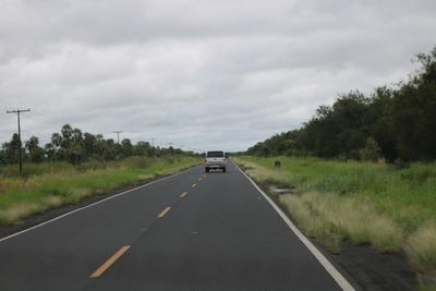 MOPC indica que reconstrucción del tramo Mcal. Estigarribia tiene 67% de avance