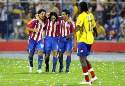 Paraguay-Colombia, en 10 datos