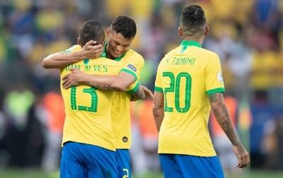 Brasil golea y espera rival en cuartos