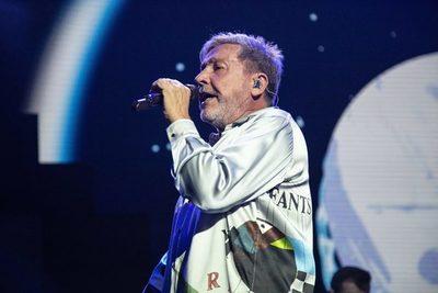Ricardo Montaner enamorará a Asunción esta noche