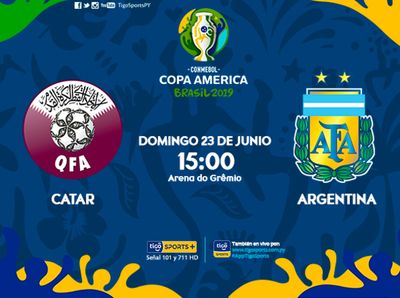 Argentina se juega la vida frente a Catar