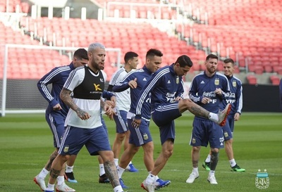 Argentina jugará ante Qatar este domingo