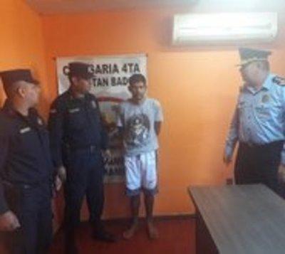 Cae hombre en Amambay: Tiene cinco condenas en Brasil