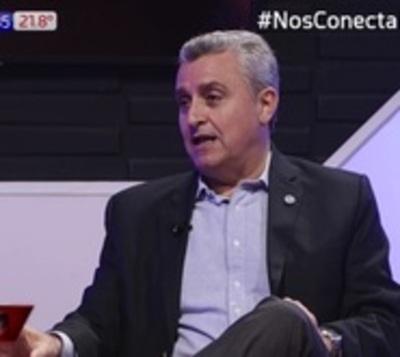 """¿Nicanor y Cartes jurarán como senadores? """"No se habló sobre eso"""""""