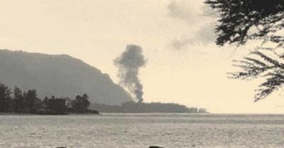 Avión cayó con paracaidistas:  11 murieron