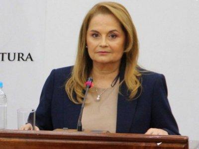 Magistradas apoyan a la ternada Alma Méndez