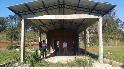 Aguardan aporte oficial para construir granja de rehabilitación para adictos