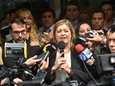 Sandra Quiñónez asegura que no hay dilaciones en caso Miguel Cuevas