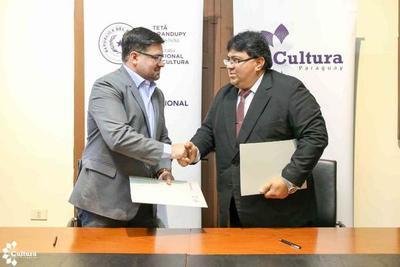 Cultura y Gobernación de Alto Paraguay trabajarán para el desarrollo cultural del Chaco