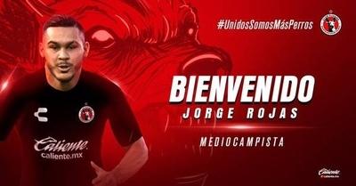 HOY / Jorge Rojas cambia de club en México a meses de su llegada