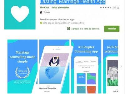 """App para """"solucionar"""" problemas de pareja"""
