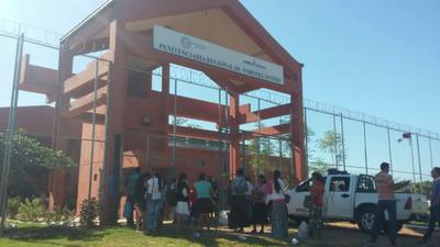 Guardiacárceles anuncian movilización en Coronel Oviedo