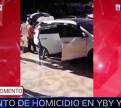 Sicarios atentan contra dos personas en Yby Yaú