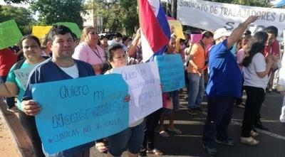 HOY / Con ley de presupuesto, recursos de Clínicas pueden disminuir: sindicatos anuncian huelga general