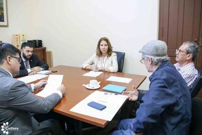 SNC y el Ateneo Cultural José Asunción Flores planifican la Semana de la Guarania