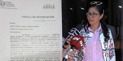 CASO 25M: RECUSAN A FISCALES Y SUSPENDEN AUDIENCIA PRELIMINAR
